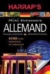 Dernières parutions sur Outils d'apprentissage, Harrap's Mini allemand