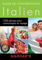 Dernières parutions sur Guides de conversation, Harrap's guide conversation Italien