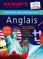 Dernières parutions dans Harrap's cahier de vacances, Harrap's cahier de vacances anglais adultes New York