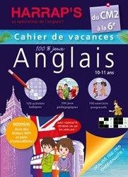 Dernières parutions sur CM2, Cahier de vacances anglais du CM2 à la 6e