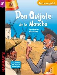 Dernières parutions sur 5e, Harrap's Don Quijote de la Mancha