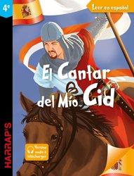 Dernières parutions sur 4e, Harrap s El Cantar del Mio Cid 4e