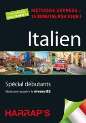 Dernières parutions dans Méthode Express, Harrap's Méthode express Italien livre