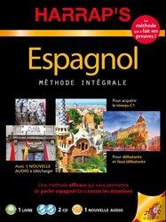 Dernières parutions dans Méthodes Intégrales, Harrap's Méthode Intégrale espagnol 2CD+livre