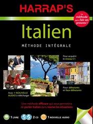 Dernières parutions dans Méthodes Intégrales, Harrap's Méthode Intégrale italien 2CD + livre