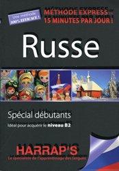 Dernières parutions dans Méthode Express, Harrap's méthode express russe - livre