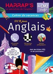Souvent acheté avec Bescherelle Anglais CE2, le Harraps Cahier de Vacances CM2