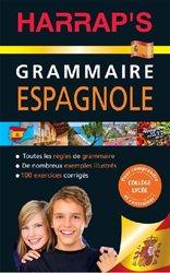 Dernières parutions sur Grammaire-Conjugaison-Orthographe, Harraps grammaire espagnole