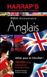 Dernières parutions sur Outils d'apprentissage, Harrap's Dictionnaire petit anglais