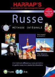 Dernières parutions dans Méthodes Intégrales, Harrap's méthode intégrale Russe - 2 CD + livre