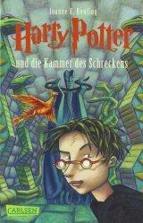 Dernières parutions sur Harry Potter en allemand, Harry Potter Und Die Kammer Des Schreckens