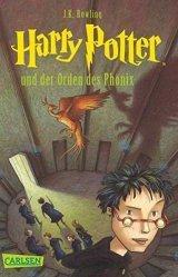 Dernières parutions sur Harry Potter en allemand, Harry Potter und der Orden des Phönix
