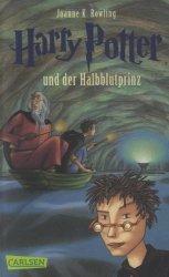 Dernières parutions sur Harry Potter en allemand, Harry Potter und der Halbblutprintz