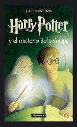 Dernières parutions sur Harry Potter en espagnol, HARRY POTTER Y EL MISTERIO DEL PRINCIPE
