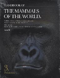 Souvent acheté avec Le Boa Constricteur, le Handbook of the Mammals of the World, Volume 3: Primates