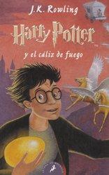 Dernières parutions sur Harry Potter en espagnol, Harry Potter y el Caliz de Fuego