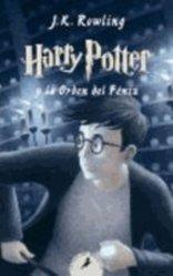 Dernières parutions sur Harry Potter en espagnol, Harry Potter y el orden del Fenix