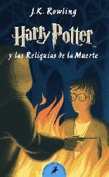 Dernières parutions sur Harry Potter en espagnol, Harry Potter y las Reliquias de la Muerte
