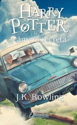 Dernières parutions sur Harry Potter en espagnol, HARRY POTTER Y LA CAMARA SECRETA