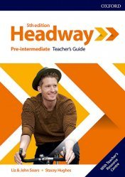 Dernières parutions sur Grammaire-Conjugaison-Orthographe, Headway: Pre-Intermediate: Teacher's Guide with Teacher's Resource Center