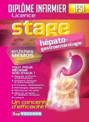 Dernières parutions sur Hépato - Gastroentérologie, Hépato Gastroentérologie en fiches mémos
