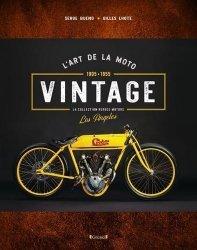 Dernières parutions sur Moto, L'art de la moto vintage