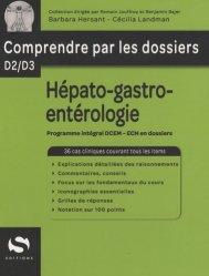 Souvent acheté avec Urologie, le Hépato-gastro-entérologie