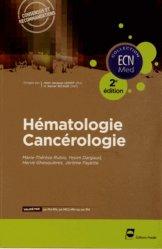 Souvent acheté avec Neurologie - Gériatrie, le Hématologie - Cancérologie