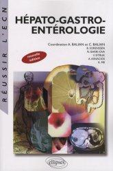 Souvent acheté avec Cardiologie, le Hépato-gastro-entérologie