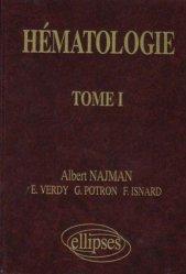 Souvent acheté avec Guide pratique d'hématologie, le Hématologie Tome 1 livre médecine 2020, livres médicaux 2021, livres médicaux 2020, livre de médecine 2021