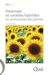 Souvent acheté avec Méthodes de création de variétés en amélioration des plantes, le Hétérosis et variétés hybrides en amélioration des plantes