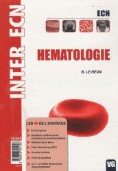 Souvent acheté avec Hépato-Gastro - Entérologie - Chirurgie viscérale, le Hématologie