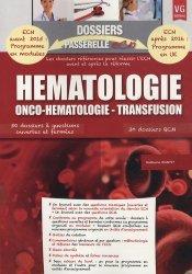 Souvent acheté avec Thérapeutique - Prescription médicamenteuse, le Hématologie