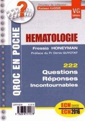 Souvent acheté avec Pneumologie, le Hématologie