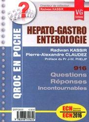 Souvent acheté avec Pneumologie, le Hépato-gastroentérologie