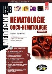 Souvent acheté avec Cancérologie, le Hématologie  Onco - Hématologie