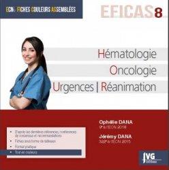 Dernières parutions sur ECN iECN DFASM DCEM, Hématologie, oncologie, urgences, réanimation