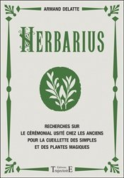 Dernières parutions sur Plantes médicinales, Herbarius