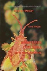 Souvent acheté avec Larves et exuvies des libellules de France et d'Allemagne (sauf Corse), le Hemiptères coreoidea euro-méditerranéens