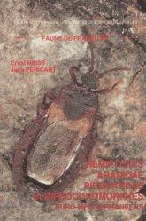 Dernières parutions dans Faune de France, Hémiptères Aradidae, Piesmatidae et Dipsocoromorphes