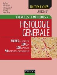 Dernières parutions dans Tout en fiches, Histologie générale