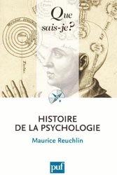 Nouvelle édition Histoire de la psychologie