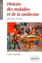 Souvent acheté avec UE1 - La chimie en PACES - Rappels de cours et QCM type concours, le Histoire des maladies et de la médecine