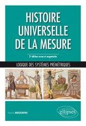 Dernières parutions sur Histoire des maths, Histoire universelle de la mesure
