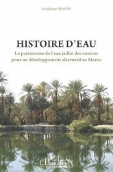 Dernières parutions sur Économie et politiques de l'écologie, Histoire d'eau