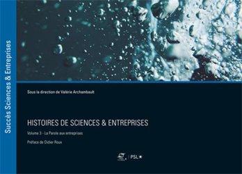 Dernières parutions sur Industrie, Histoires de sciences & entreprises