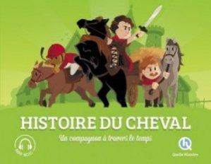 Dernières parutions sur Vie des animaux, Histoire du cheval