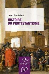 Dernières parutions dans Que sais-je?, Histoire du protestantisme
