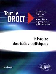 Dernières parutions dans Tout le droit, Histoire des idées politiques