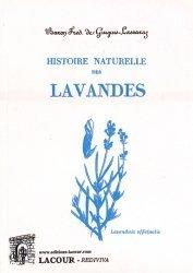 Dernières parutions dans Rediviva, Histoire naturelle des lavandes